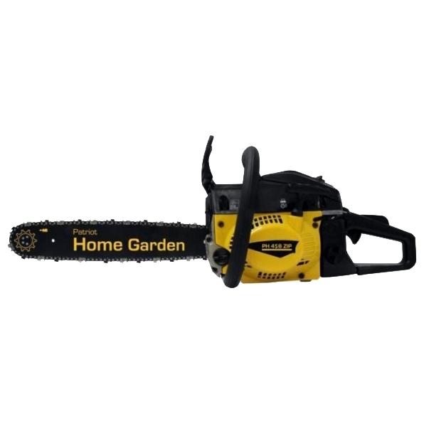 Бензопила home garden hg457