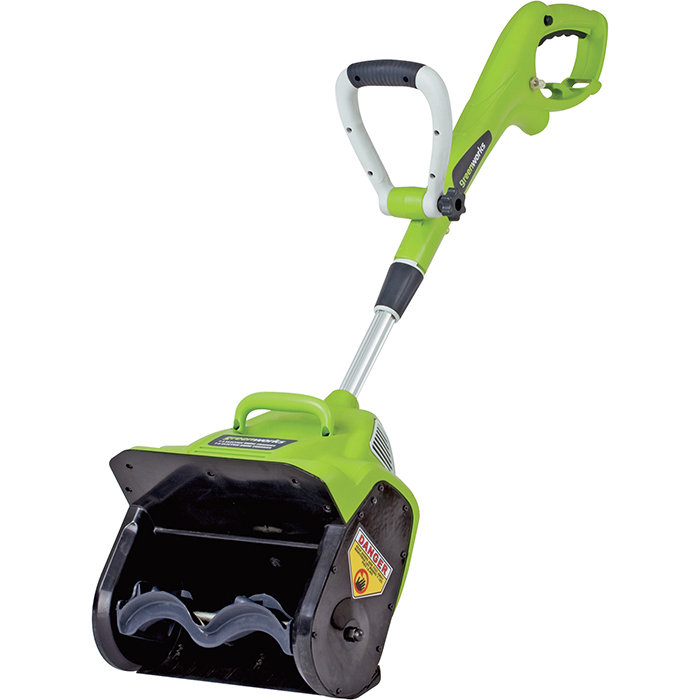 Механическая лопата со шнеком или электролопата — что лучше для уборки снега