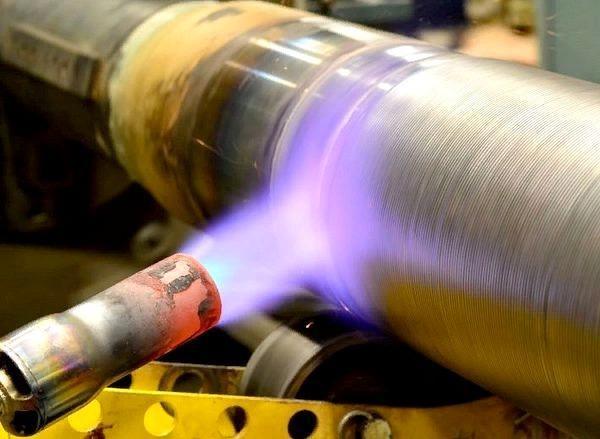 Восстановление деталей диффузионной металлизацией