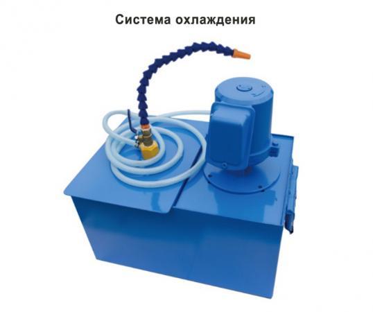 Смазочно-охлаждающие жидкости для металлообрабатывающих станков