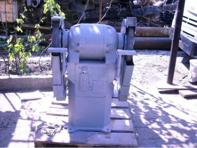 Технические характеристики точильно-шлифовального станка 3б634