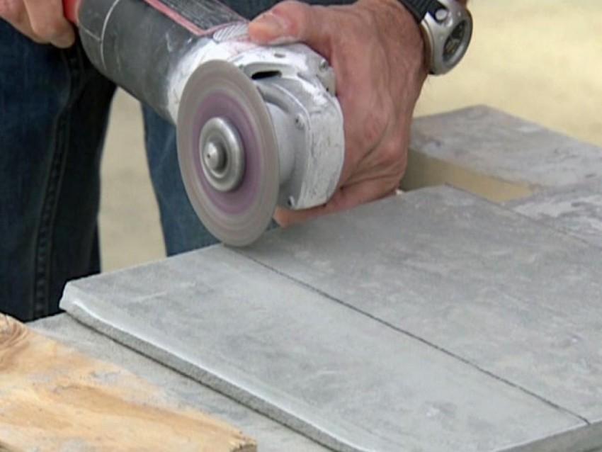 Чем резать и как избежать сколы на керамогранитной плитке в домашних условиях