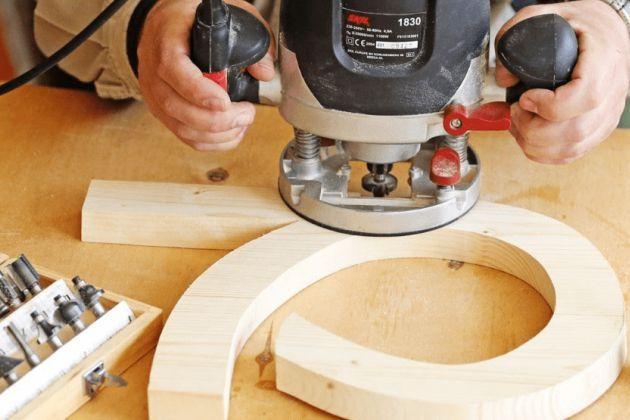 Приспособы для ручных фрезерных станков по дереву своими руками, чертежи оснастки для фрезерования, их виды - разбираем детально