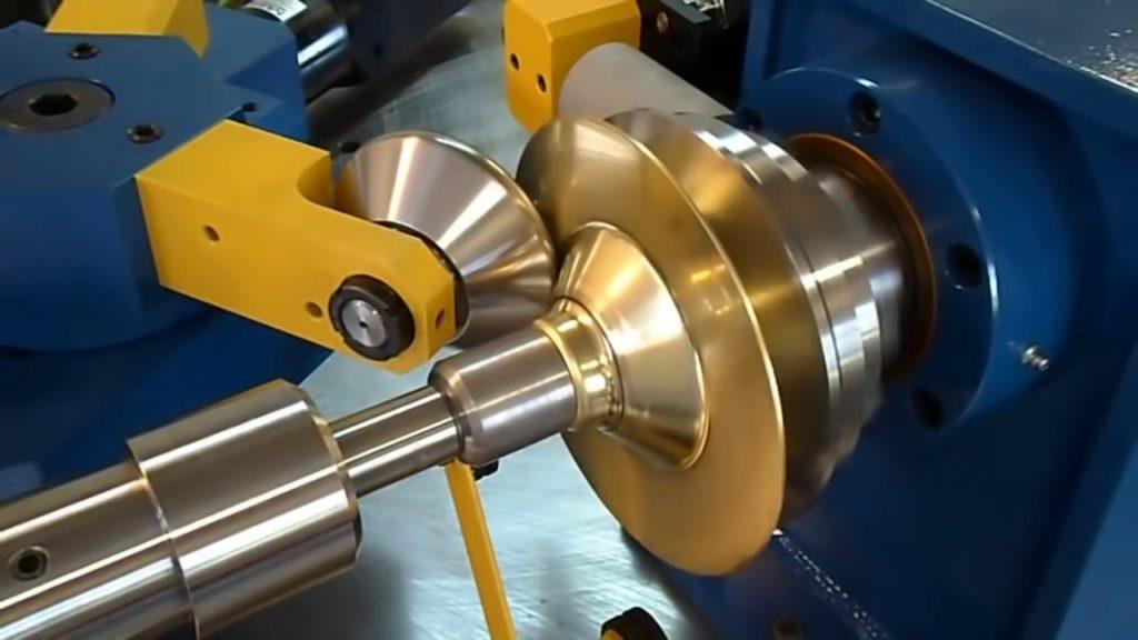 ✅ давильно раскатной станок для ротационной вытяжки металла - tractor-agro.ru
