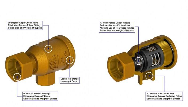 Обратный клапан для компрессора