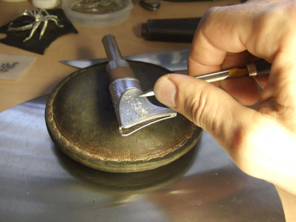 Штихели для ручной гравировки
