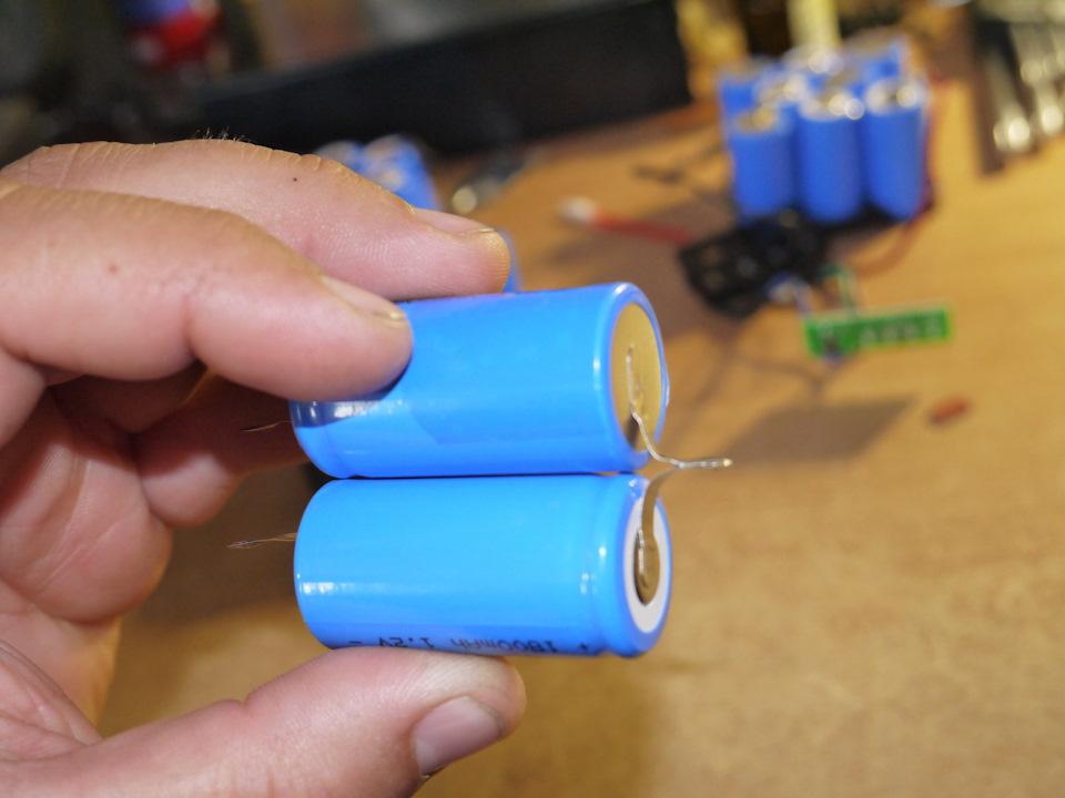 Восстановление аккумулятора шуруповёрта: устранение «эффекта памяти», замена элементов, ремонт никель-кадмиевых банок