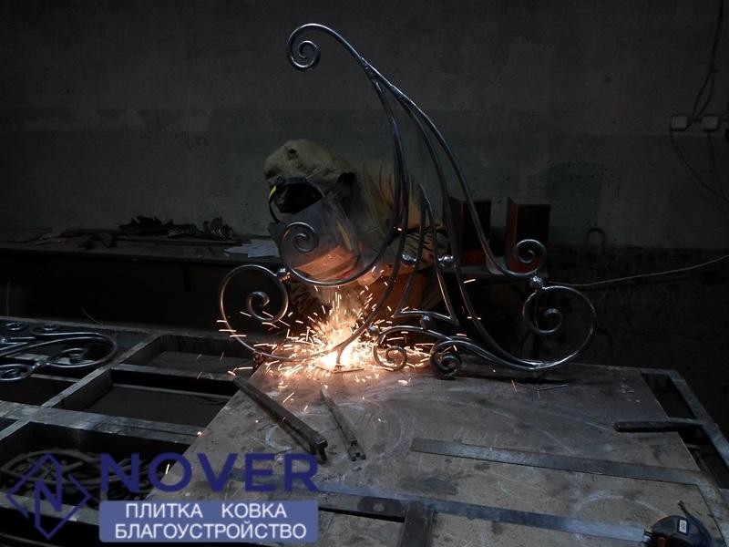 Бизнес на ковке изделий металла