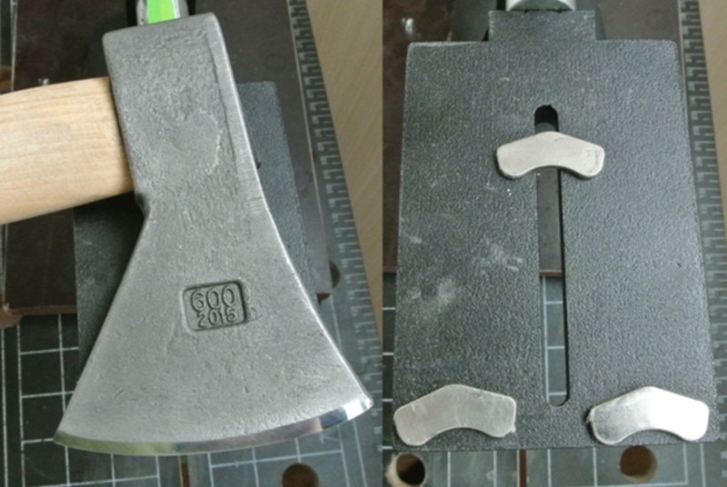 Как правильно провести заточку топора своими руками, какие инструменты понадобятся