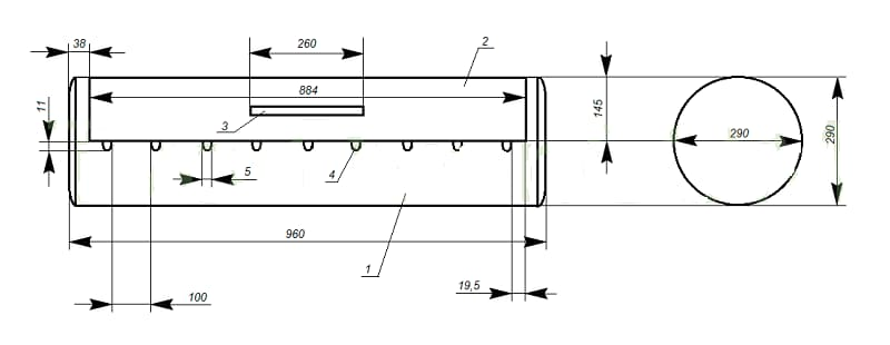 Мангал из газового баллона: какие баллоны подойдут и какие нужны инструменты, пошаговая инструкция по изготовлению своими руками
