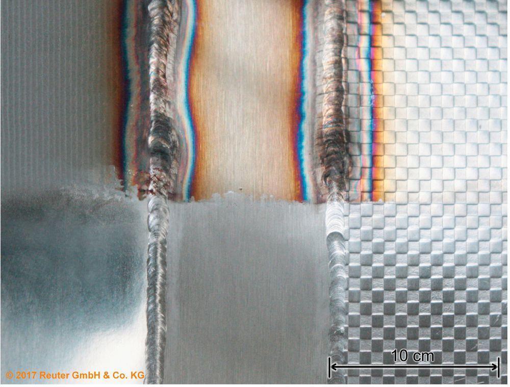Термообработка швов