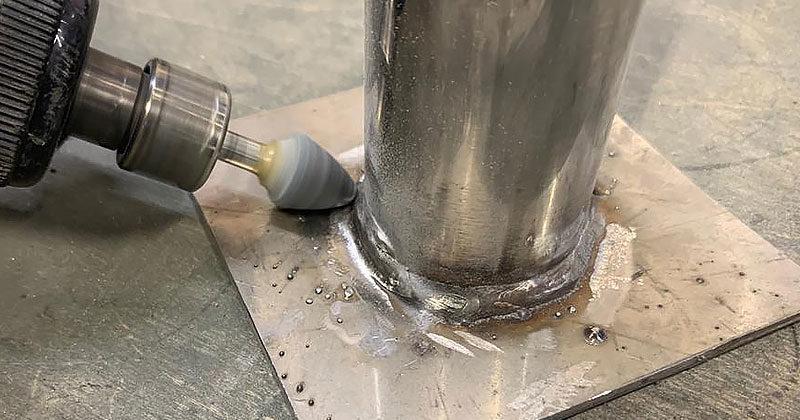 Обработка нержавейки после сварки: полировка, шлифовка, термическая, химическая