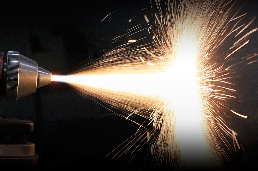 Электродуговая, газовая металлизация