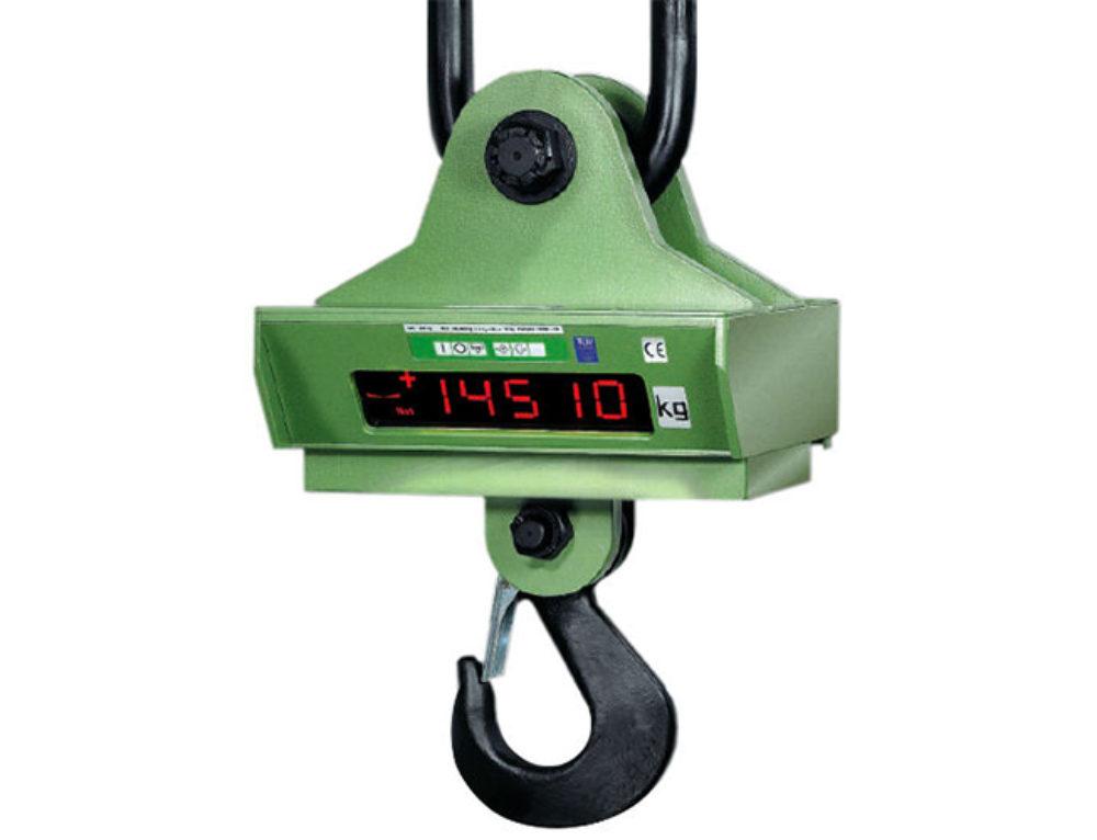 Крановые весы - характеристики, устройство и применение