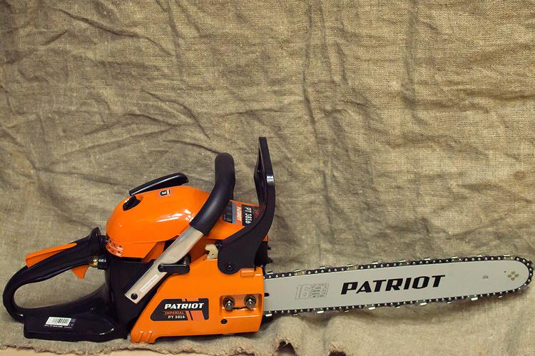 Бензопила patriot pt 3816: характеристики, отзывы, цена, аналоги