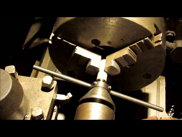 Как нарезать резьбу на токарном станке резцом: видео, количество оборотов, размерность
