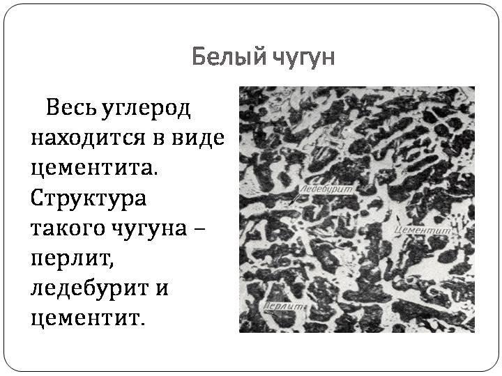 10 диаграмма состояния железо-цементит