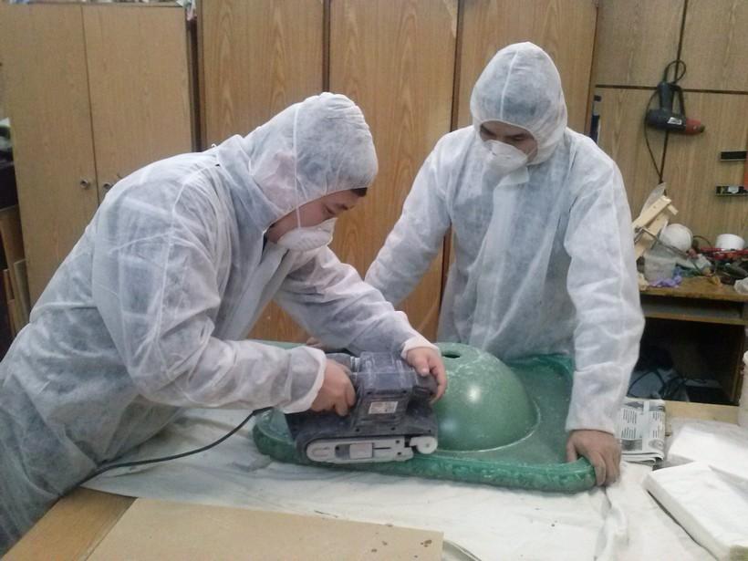 Как изготовить искусственный мрамор своими руками в домашних условиях, технология с видео