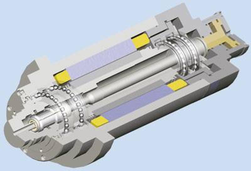 Шпиндель металлообрабатывающего станка: особенности конструкции, типы, критерии выбора