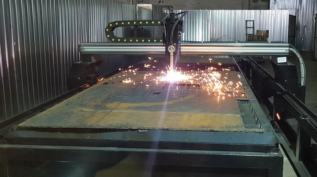 Плазменная резка металла на станках с чпу: разбираемся в технологии