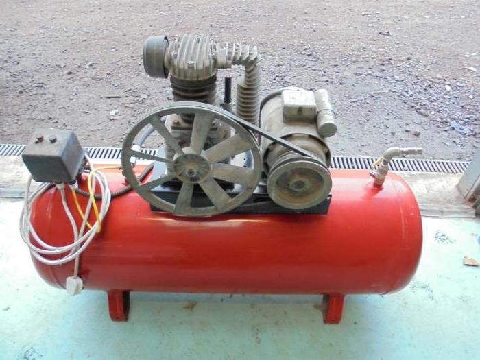 Выбор лучшего компрессора для гаража и можно ли сделать своими руками