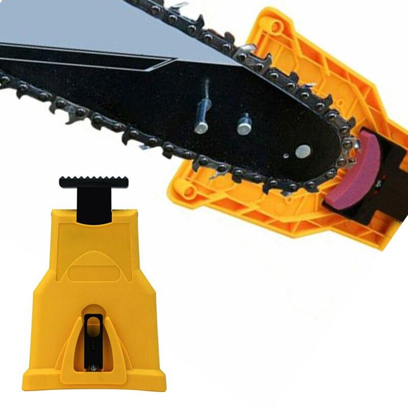 Как заточить цепь бензопилы своими руками: 3 проверенных способа. как заточить цепь бензопилы напильником, станком, ушм и другими способами