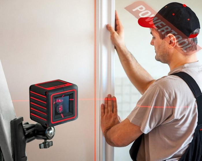 Как выбрать лазерный уровень для работы домашнему мастеру | дизайн и ремонт квартир своими руками