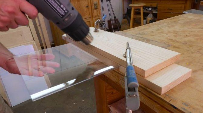 Чем разрезать акриловое стекло. оргстекло: чем резать в домашних условиях. способы резки своими руками
