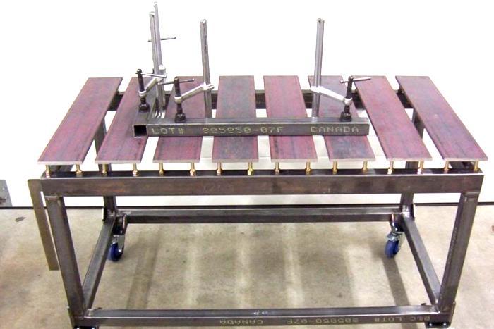 Сварочный стол своими руками (36 фото): чертежи самодельного стола для работ сварщика с размерами. как сделать поворотный стол для сварки в гараж?