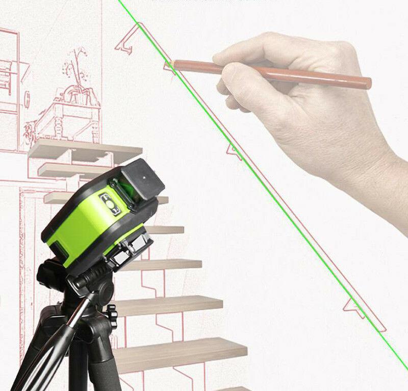 Лазерный нивелир. точный на все 360 градусов