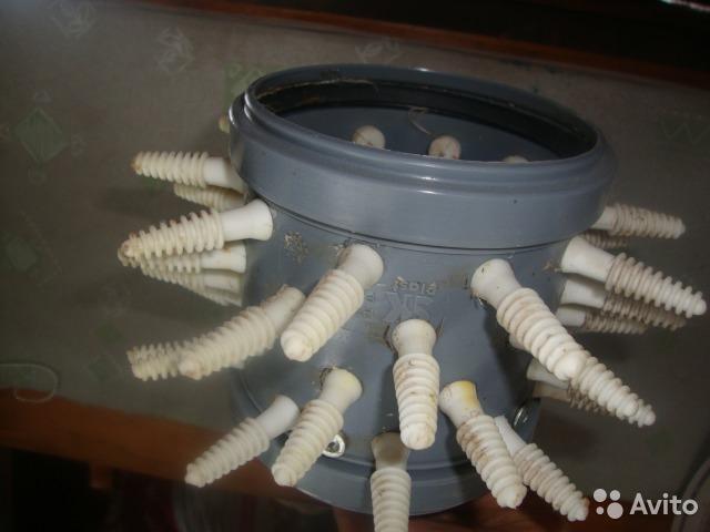 Самодельная перосъемная машина своими руками для ощипывания кур, гусей и уток - твоя любимая ферма