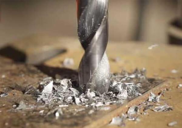 Чем сверлить пружинную сталь