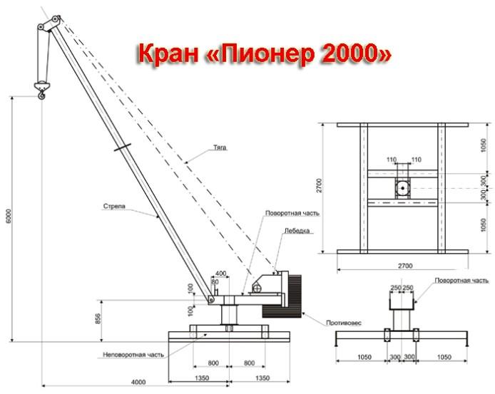✅ как сделать подъемный кран - tractoramtz.ru