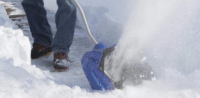 Электролопата для уборки снега гринворкс, stiga: преимущества, характеристики