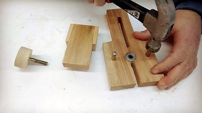 Мебельный кондуктор своими руками, выбор модели и основные этапы работ