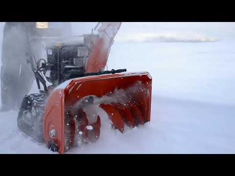 Снегоуборщик husqvarna: обзор серии 100 и 200, инструкция, отзывы