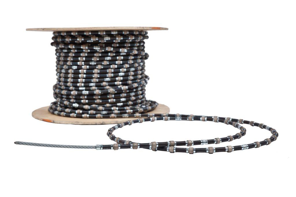 Канатная алмазная резка – технология демонтажа конструкций