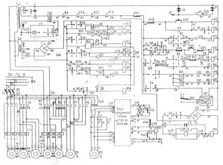 3д711вф11 схема электрическая принципиальная