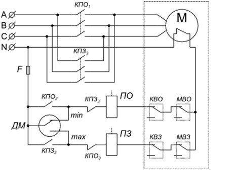 Назначение, устройство и принцип действия электроконтактного манометра (экм)
