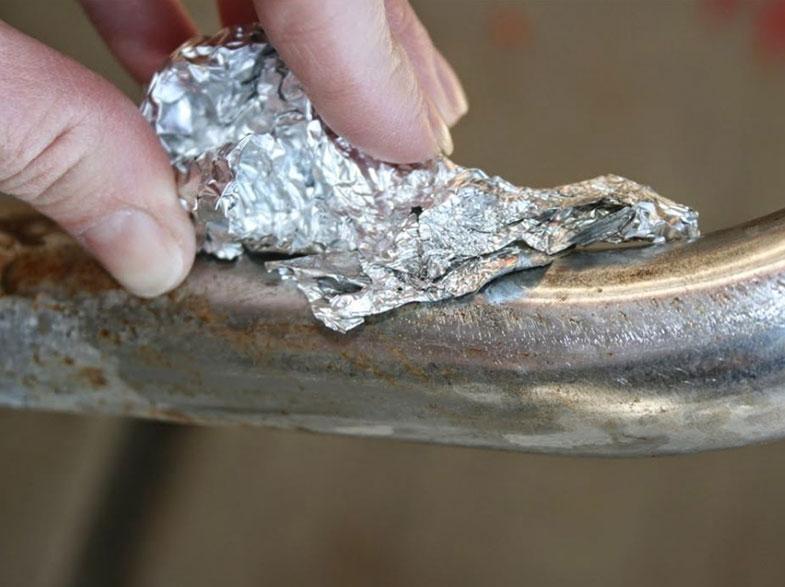 Чем очистить алюминий от окиси в домашних условиях: лучшие способы