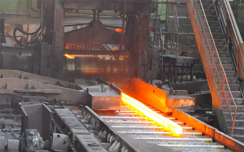 Характеристика блюмингов и слябингов — черная и цветная металлургия на metallolome.ru