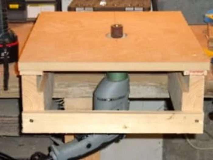 Работа ручным фрезером по дереву: инструкция, фото и видео