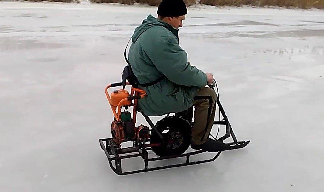 ✅ самодельный снегоход из бензопилы дружба - dacktil.ru