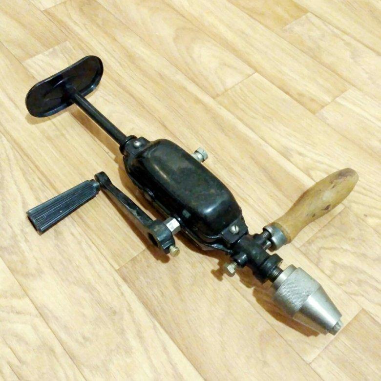 Ручная механическая дрель и коловорот: описание, характеристики и фото | строительство. деревянные и др. материалы