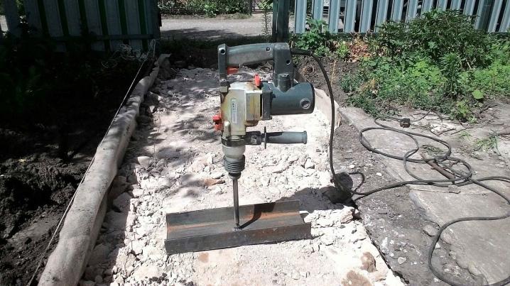 Вибратор для бетона
