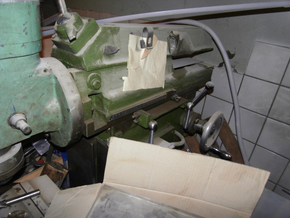 Широкоуниверсальный фрезерный станок 675 - пкф станкоград, ооо