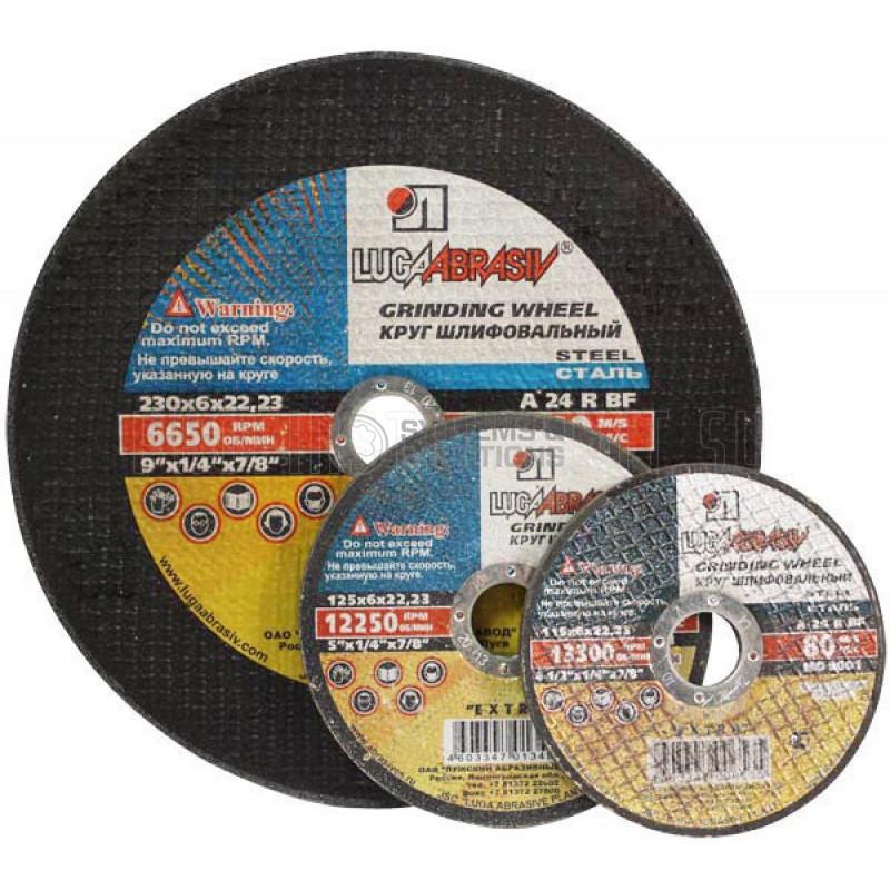 Отрезные диски для болгарки по металлу: особенности и разновидности