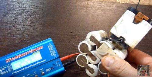 Как правильно спаять аккумуляторы для шуруповерта