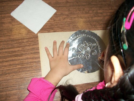 Фольга для чеканки рисунка своими руками — рассказываем вопрос
