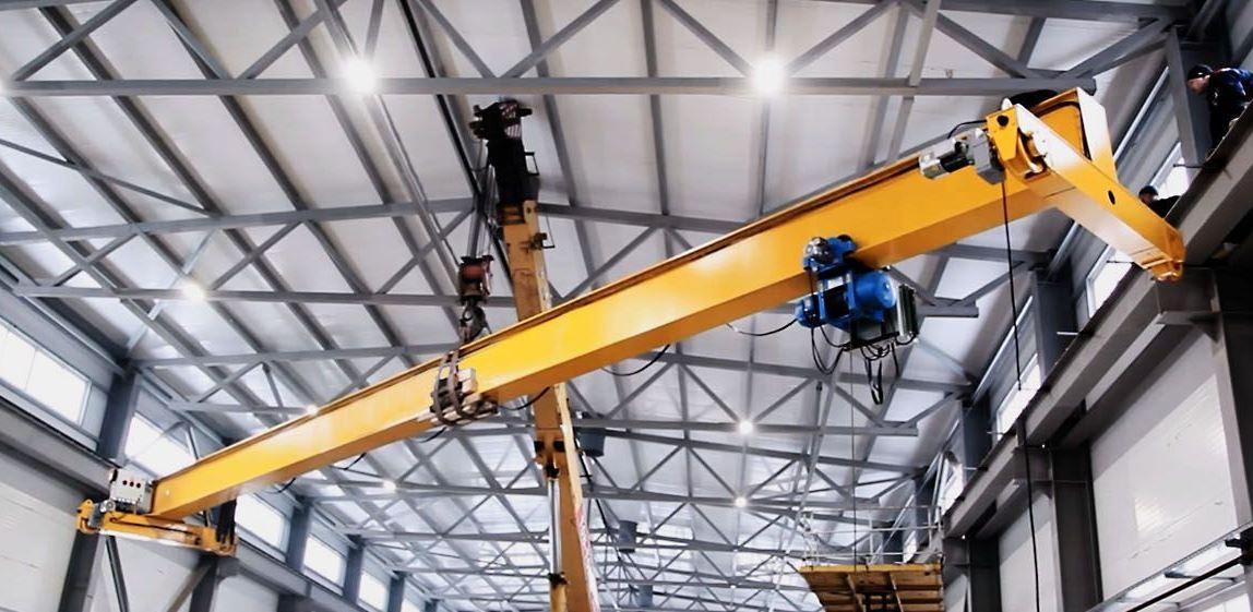 Монтаж опорных и подвесных кран-балок - основные этапы работ